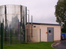 Maroilles dairy wastewater treatment plant